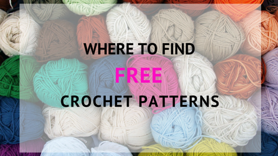 Where to Find Crochet Patterns