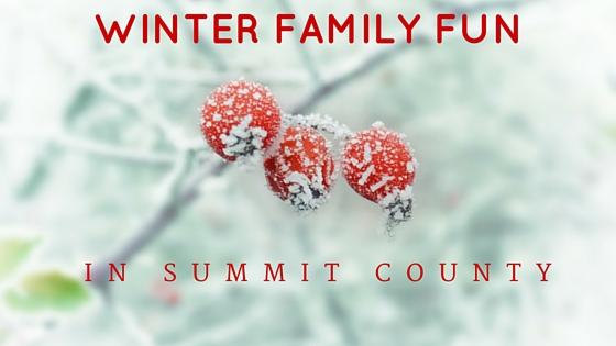 Winter Fun in Summit County, Ohio