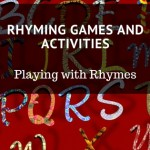 Rhyming Games and Activities: Playing with Rhymes