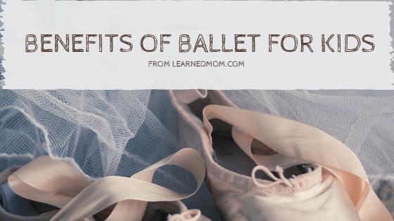 Benefits of Ballet for Kids